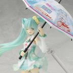 Goodsmile Racing Personal Sponsorship 2017 figma Course (8,000 JPY Level) w/ figma Racing Miku 2017 Ver.