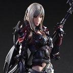 Play Arts Kai Final Fantasy XV Aranea Highwind