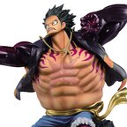 One Piece SCultures Big Figure Colosseum Zokeio Special Gear Fourth Monkey D. Luffy -Special Color Ver.-