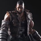 Play Arts Final Fantasy VII Remake: Barret Wallace