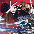 Sword Art Online Group Premium Wall Scroll