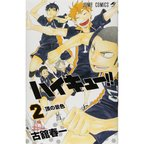 Haikyu!! Vol. 2
