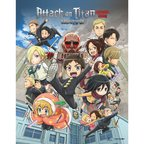 Attack on Titan: Junior High: The Complete Series Blu-ray/DVD Combo Pack