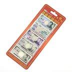 Souvenir Japan Etched Money Magnet Set