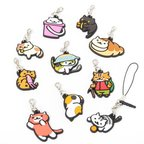 Neko Atsume 3-Way Rubber Straps Ver. 4