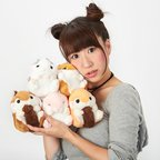 Coroham Coron Mori no Osanpo Hamster Plush Collection (Standard)