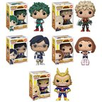 Pop! Anime: My Hero Academia - Complete Set