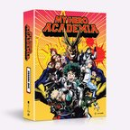 My Hero Academia - Season One - BD/DVD Combo (Limited Edition)