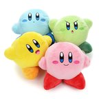 Kirby Multicolored Big Plushies