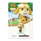 Animal Crossing Series Wave 1 Isabelle Winter Outfit amiibo (US Ver.)