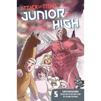 Attack on Titan: Junior High Vol. 5