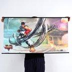 Street Fighter V Ryu Wall Scroll Poster