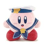 Kirby 25th Anniversary Bon Voyage Big Plush