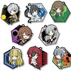 Is It Wrong to Try to Pick Up Girls in a Dungeon? Rubber Straps