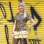 ACDC RAG Metallic Skirt