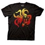 Naruto Shippuden Naruto & Nine Tails Adult T-Shirt