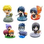 Petit Chara Land Naruto Shippuden Naruto & Akatsuki Vol. 2 Box Set (Re-run)