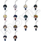 Yuri!!! on Ice Chibi Jersey Rubber Strap Collection