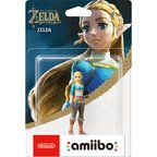 Legend of Zelda: Breath of the Wild - Zelda amiibo