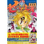 The Seven Deadly Sins Vol. 22 Limited Edition