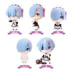 Re:Zero -Starting Life in Another World- Lots of Rem! Figure Collection Box Set