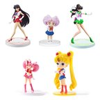 Sailor Moon Figure Collector's Set