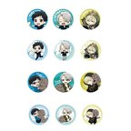 Yuri!!! on Ice Acrylic Character Badge Collection: Makkachin & ED