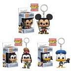 Pop! Keychain: Kingdom Hearts Set
