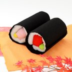 Hand Rolled Sushi Cushions