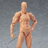 figma Archetype Next: He - Flesh Color Ver.