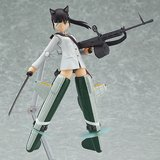 figma Strike Witches the Movie Mio Sakamoto