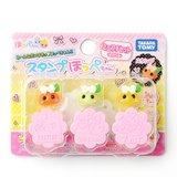 Hoppe-chan Mini Stamp 3-Piece Sets