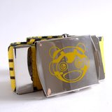 Keep Out Fabric Belt | Psycho-Pass