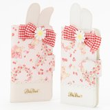 LIZ LISA Rabbit Ribbon iPhone Cover