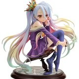 Shiro 1/7 Scale Figure (Re-Release) | No Game No Life