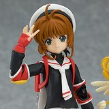 figma Cardcaptor Sakura - Sakura Kinomoto: School Uniform Ver.