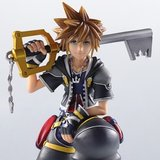 Static Arts Gallery Kingdom Hearts II: Sora