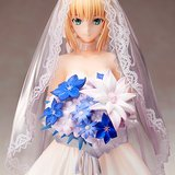 Fate/stay night Saber 10th Anniversary 1/7 Scale Figure - Royal Dress Ver.