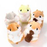 Coroham Coron to Risu-chan Hamster Plush Collection (Standard)