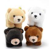 Marukuma Polar Natural Bear Plush Collection (Standard)