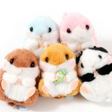 Coroham Coron Sweets Hamster Plush Collection (Mini Strap)