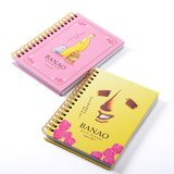 Banao A6 Double Ring Notebook
