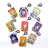 Love Live! Pass Case w/ Retractable Cord