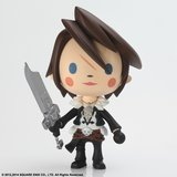 Theatrhythm Final Fantasy Static Arts Mini Figure - Squall Leonhart