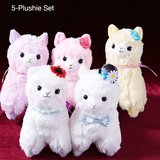 Alpacasso Antique Alpaca Plush Collection (Standard)