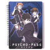 Psycho-Pass Public Safety Bureau Notebook