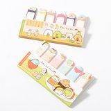 Sumikko Gurashi Sushi Party Sticky Tabs