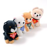 Mameshiba San Kyodai Omiseban Ver. 2 Dog Plush Collection (Standard)