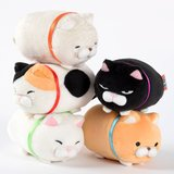 Tsumeru! Mochikko Hige Manjyu Cat Plush Collection (Standard)