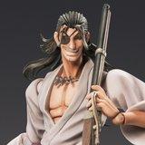 Super Action Statue Drifters Oda Nobunaga